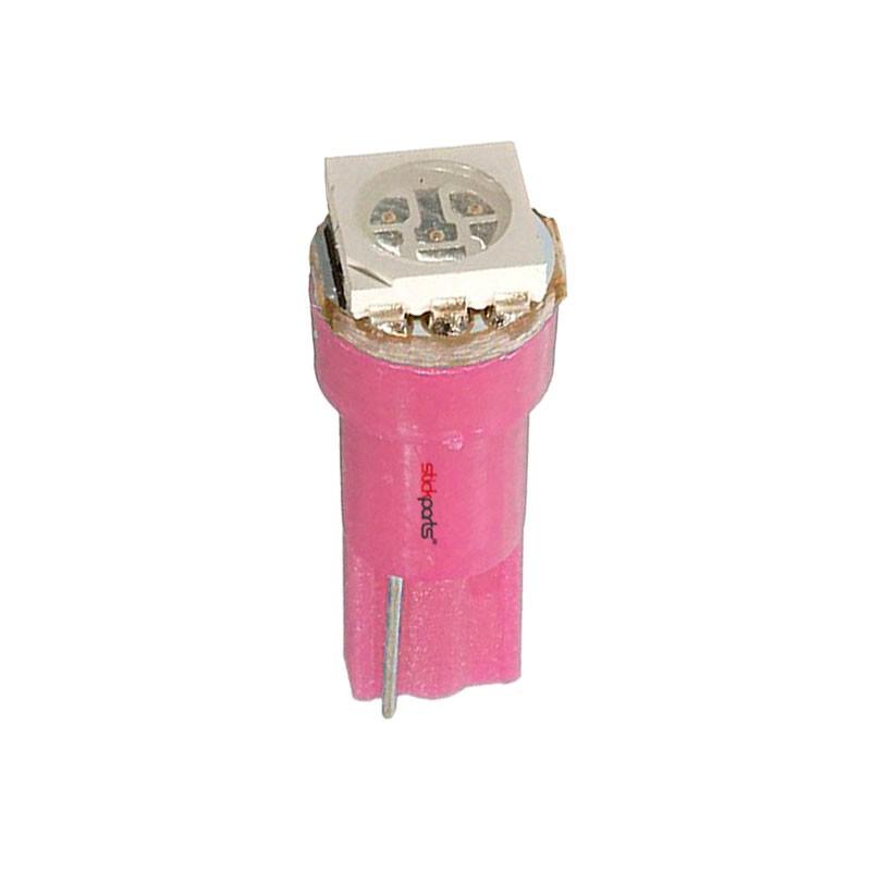 Lâmpada Led T5 Smd 5050 - Rosa
