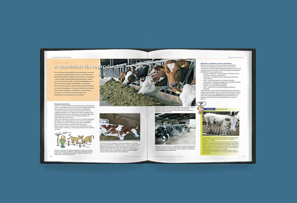 Young Stock Signals - Um guia prático para criação de vacas leiteiras sadias