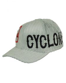 Boné Cyclone Veludo Big Metal