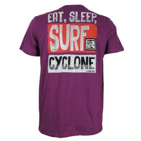 Camisa Cyclone Art Metal
