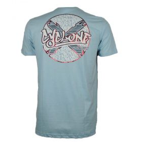 Camisa Cyclone Graffiti Metal
