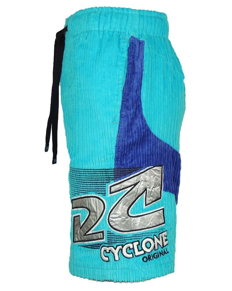 polosurf bermuda cyclone veludo logo space