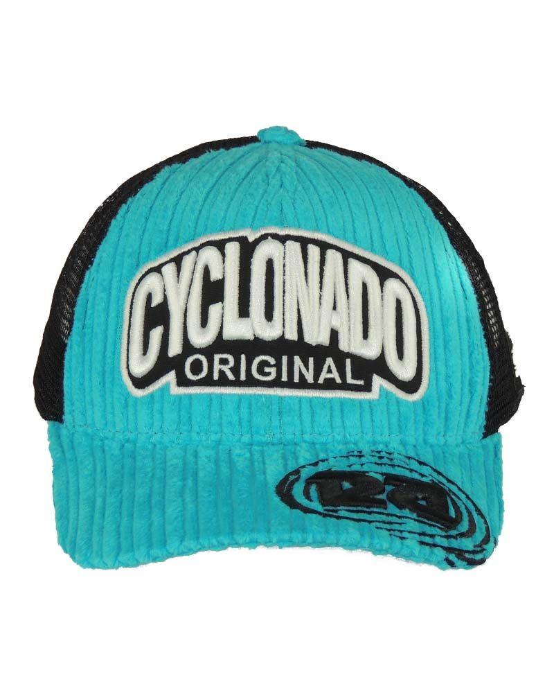 Boné Cyclone Veludo Cyclonado Original Azul
