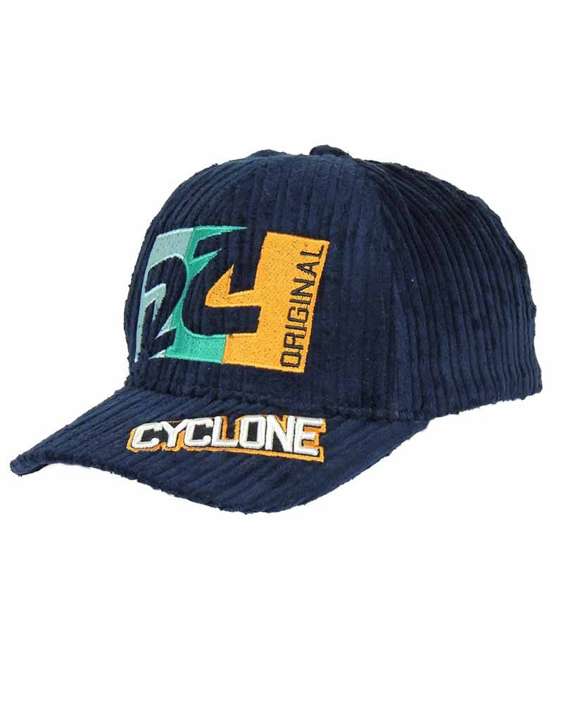 Boné Cyclone Veludo Innovation