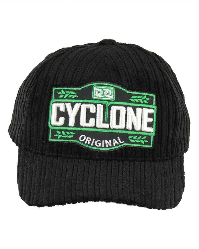 Boné Cyclone Veludo Label