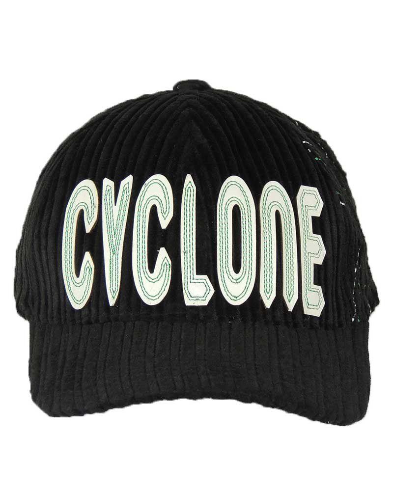 Boné Cyclone Veludo X Design