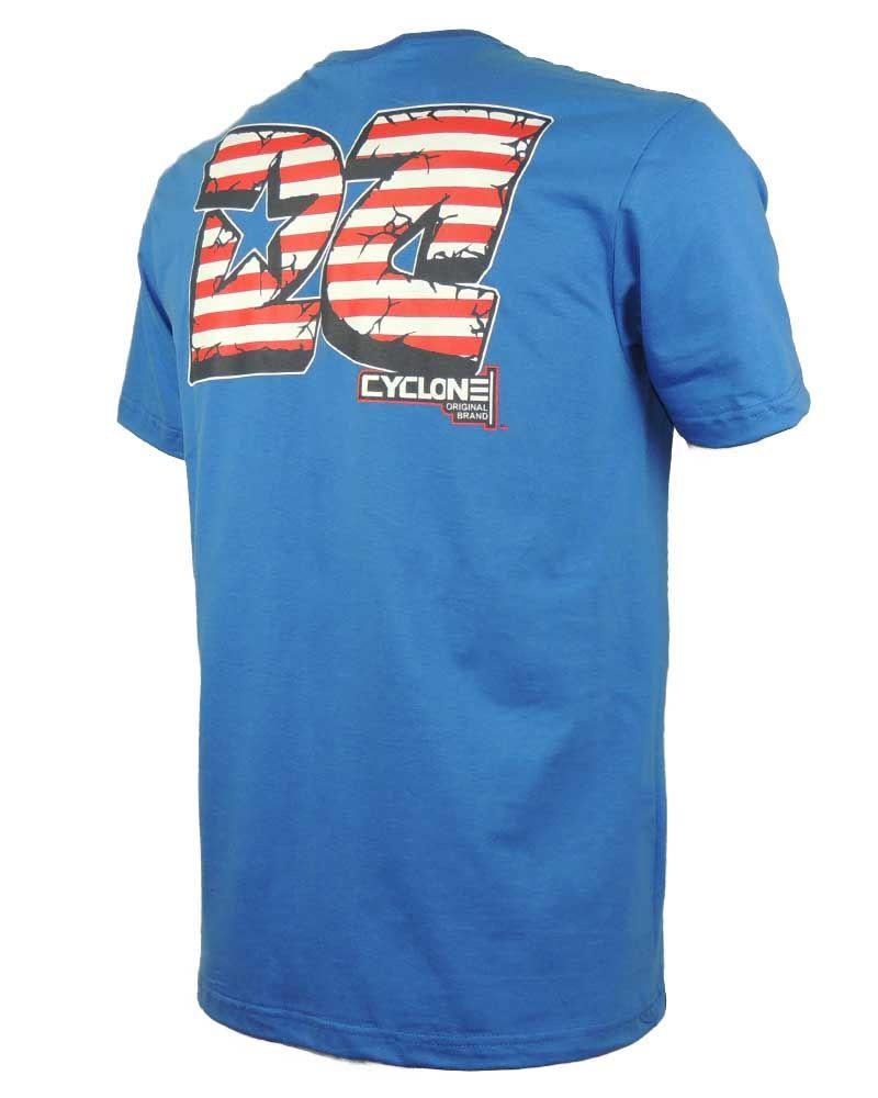 Camisa Cyclone American