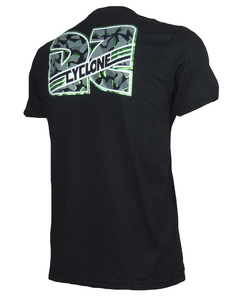 Camisa Cyclone Camuflado Geométrico