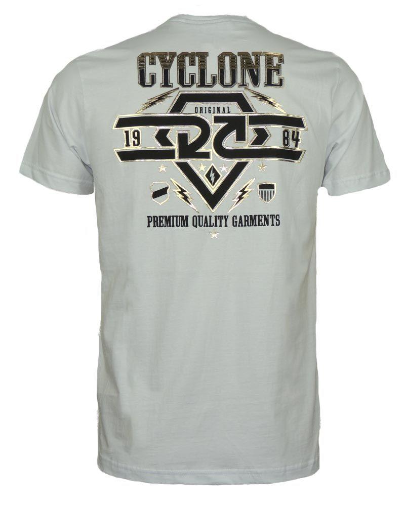 Camisa Cyclone Custom