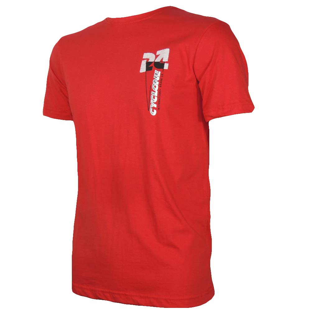 Camisa Cyclone Lubbock