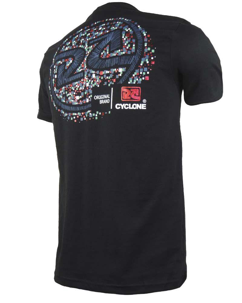 Camisa Cyclone Pixels