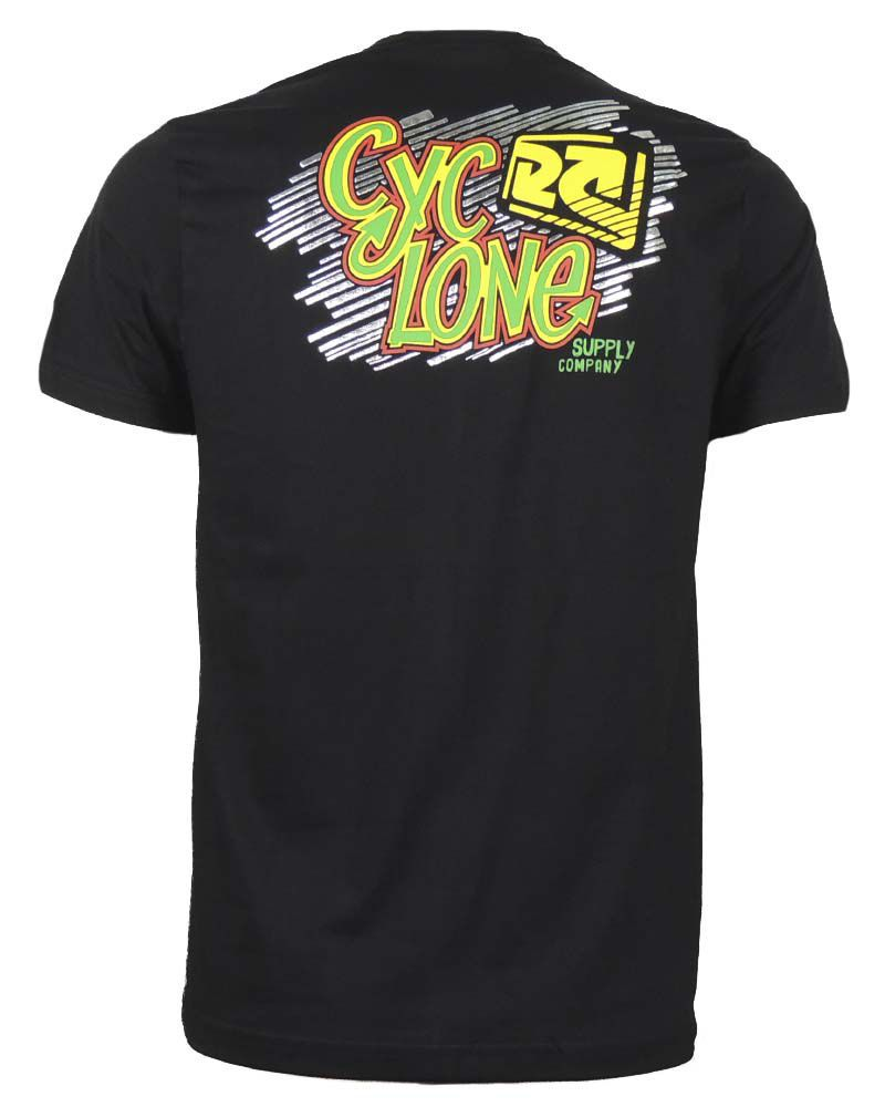 Camisa Cyclone Rasta Name