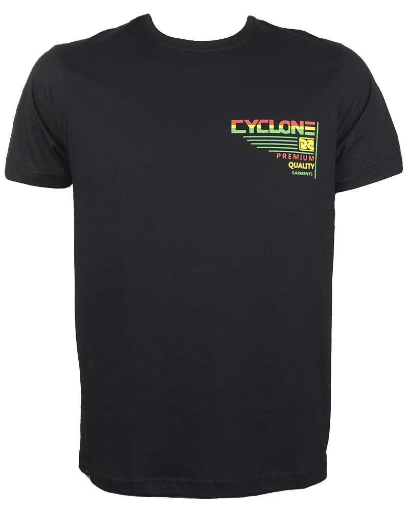 Camisa Cyclone Setas Metal