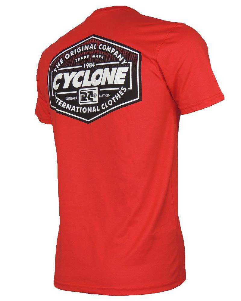 Camisa Cyclone Silent Metal