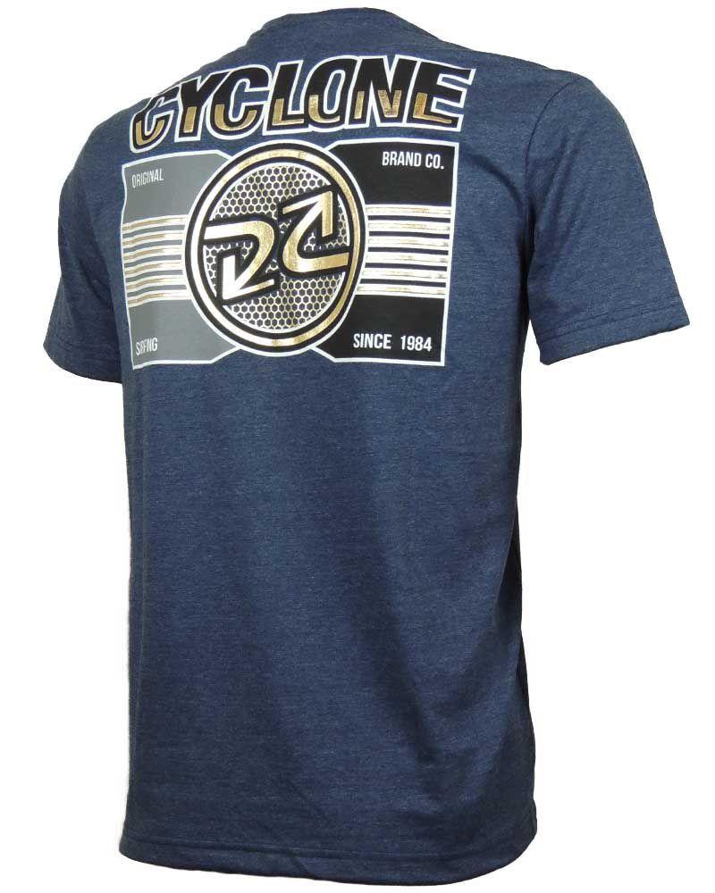 Camisa Cyclone Telegraficc
