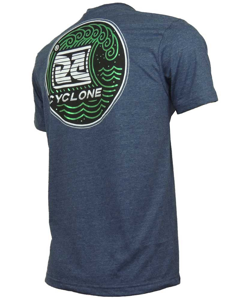 Camisa Cyclone Wave