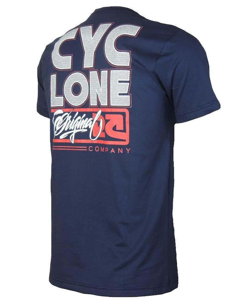Camisa Cyclone Written
