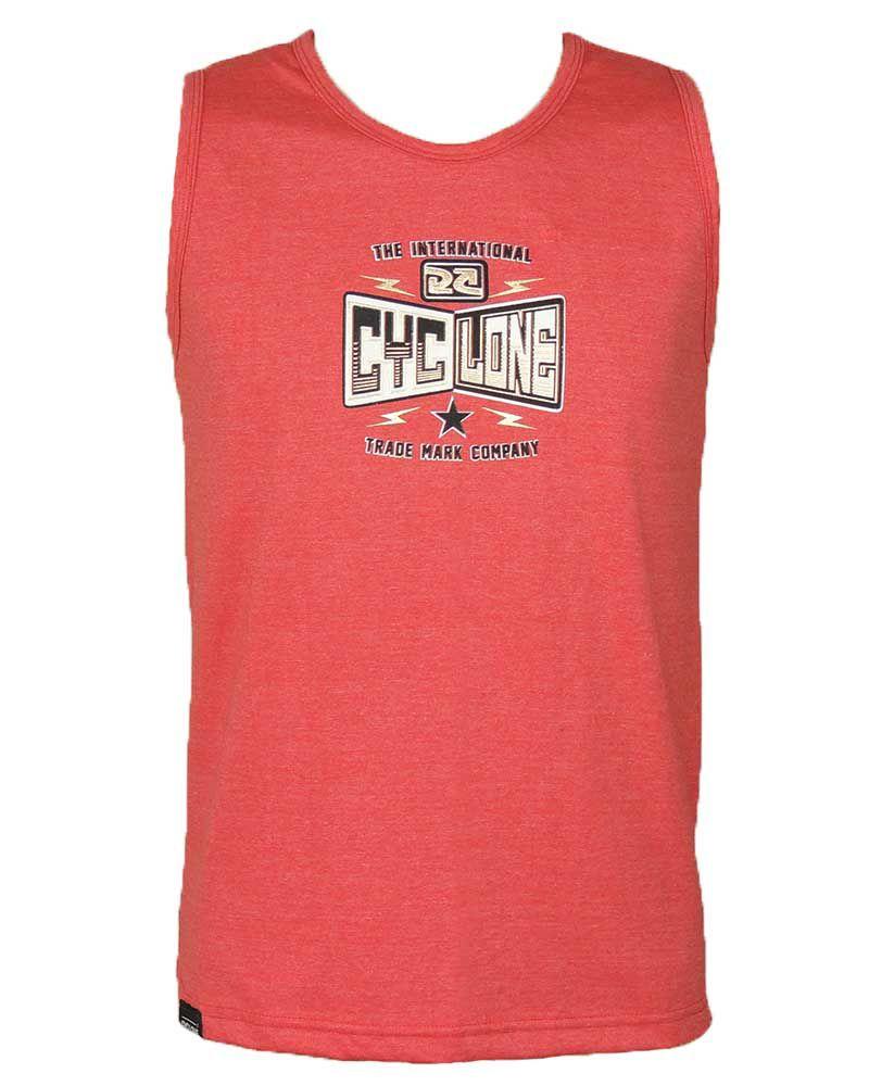 Camiseta Cyclone Regata Type Metal