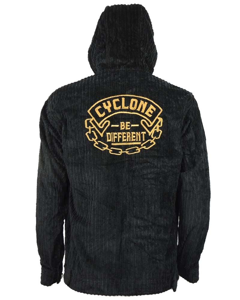 Conjunto Veludo Cyclone Different