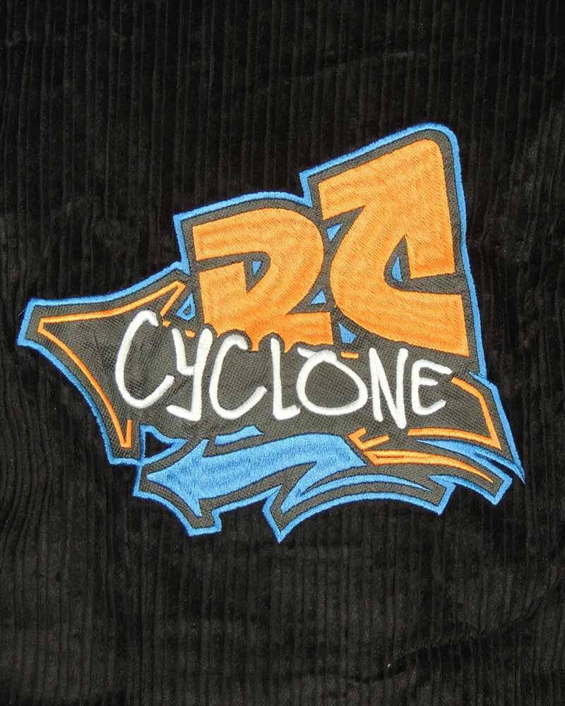 Jaqueta Veludo Cyclone Graffit
