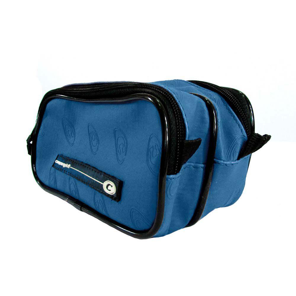 Porta Lápis Company Azul Indigo