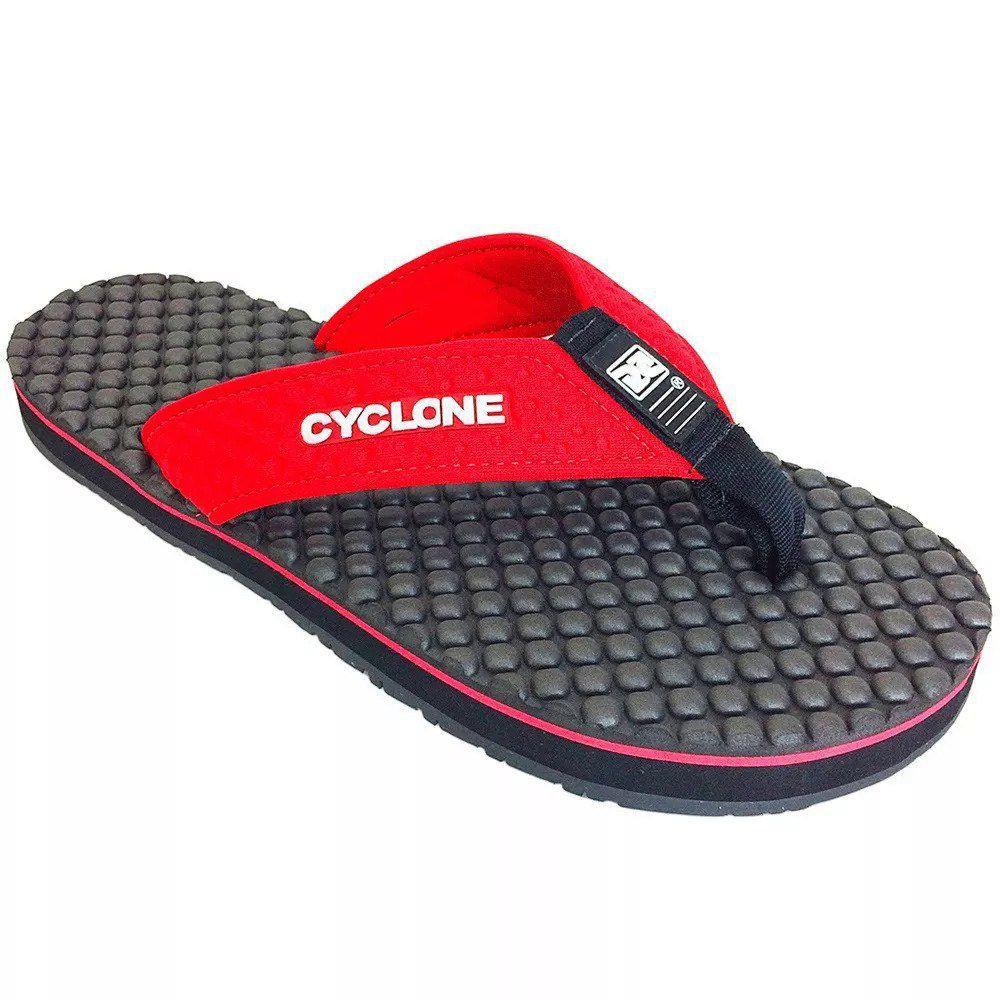 Sandália Cyclone Deck Original Vermelha
