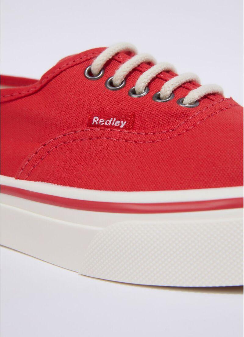 Tênis Redley IR 10 Originals Vermelho
