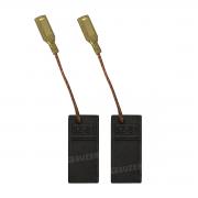 Escova de Carvão  Esmerilhadeira Bosch 1347 GWS 7-115 - SZ 81A (10 PARES)