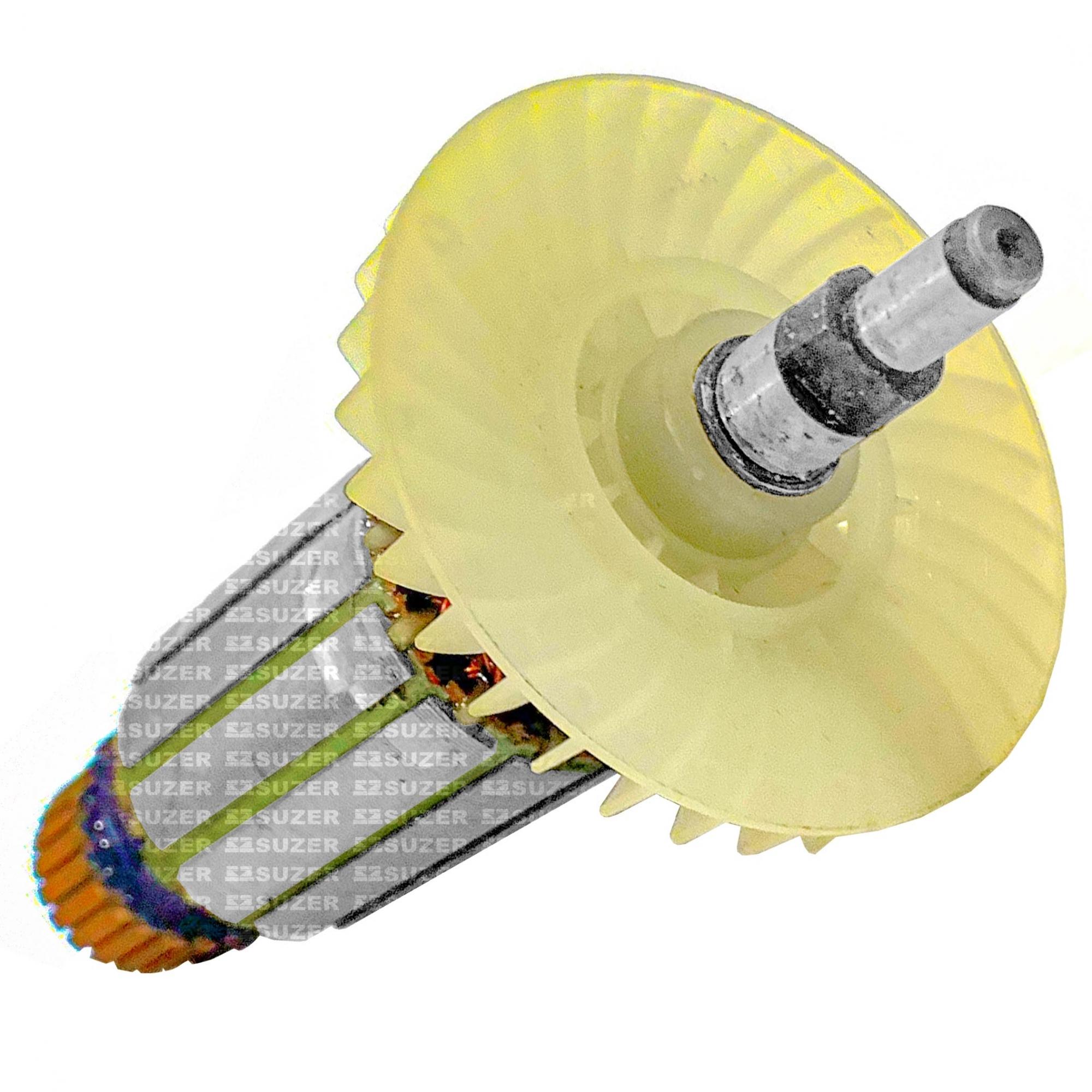 "Induzido (Rotor) para esmerilhadeira makita 9524 4 1/2"" 145mm"