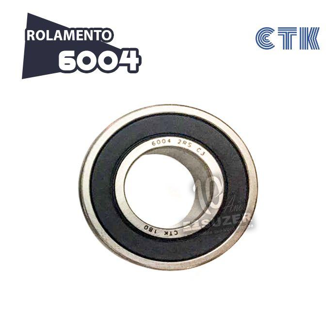 Rolamento 6004 C3 - CTK