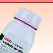 AGAR ACETOBACTER (GLICOSE), FRASCO COM 500 GRAMAS
