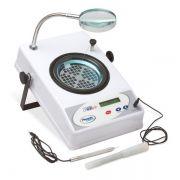 Contador  de Colônias Eletrônico (Digital) - Modelo: CP-600 PLUS