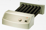 Homogeneizador analógico tipo ?ROLLER? Velocidade duplo movimento flutuante (ondulado) e de rolagem Modelo BIOMX-T6-S