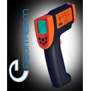 Termômetro Infra-Vermelho (Tipo Pistola), Digital, Escala -18° a 1650ºC - Modelo: TR-882