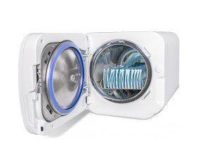 Autoclave Horizontal Digital 21 Litros, Bivolt ? Modelo: Vitale Class CD 21