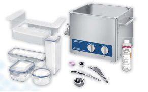 Banho Ultrassônico para Remoção de Biofilmes de Implantes/Próteses, para Trabalhos nas Áreas Médica e Odontológica ? Modelo: BACTOSONIC
