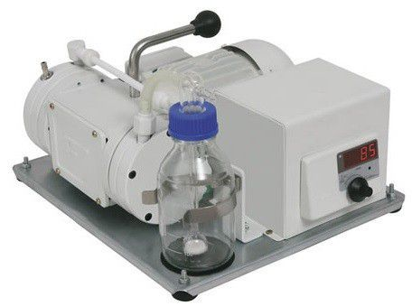 Bomba de Vácuo tipo Diafragma, 34 Litros/M, 750mmHg, Controle Digital, Para Gases Corrosivos ? Modelo: 826TV