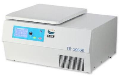 Centrifuga de Bancada Refrigerada, Microprocessada Digital, Temperatura -20°C a 40°, Velocidade Máxima 20.500 Rpm, Sem Rotor, Modelo: TH-2050R