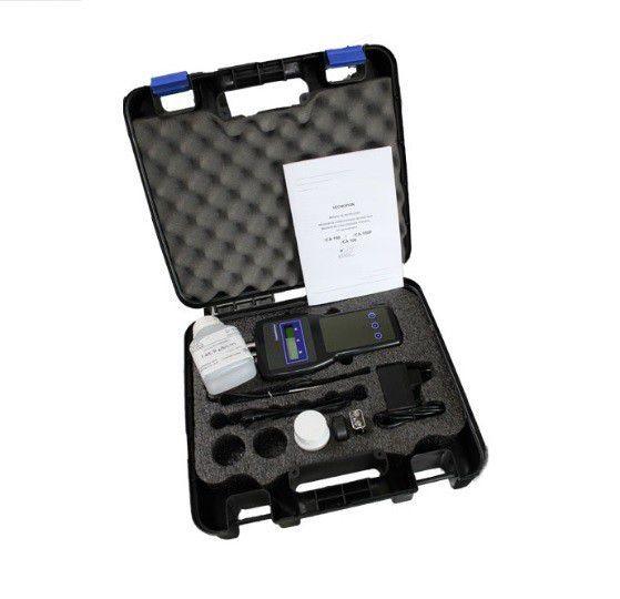 Condutivímetro Portátil Digital Microprocessado, Seleção e Compensação Automática de Escalas e temperatura (ATC) ? Modelo: MCA-150P