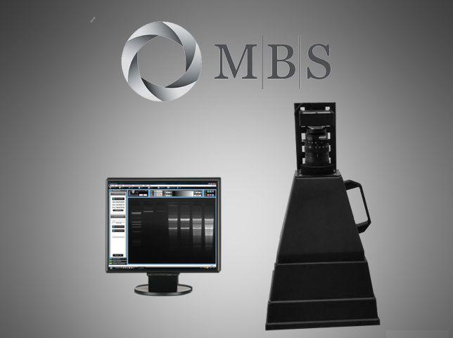 Cone para Fotodocumentação de Géis com Software - Modelo: MBS-D2