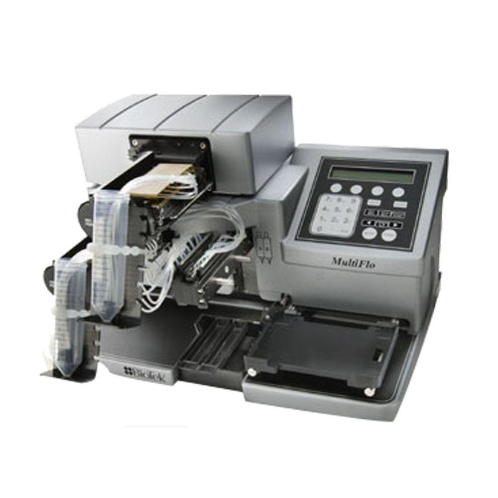 Dispensador Multiflo para Microplacas 6 a 1536 Poços, Volume de 1uL a 3mL, Mod: MULTIFLO-MFP