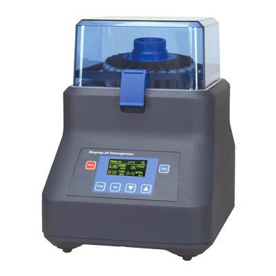 Disruptor de células e tecidos por ?beads? ? Modelo BIOPREP-24