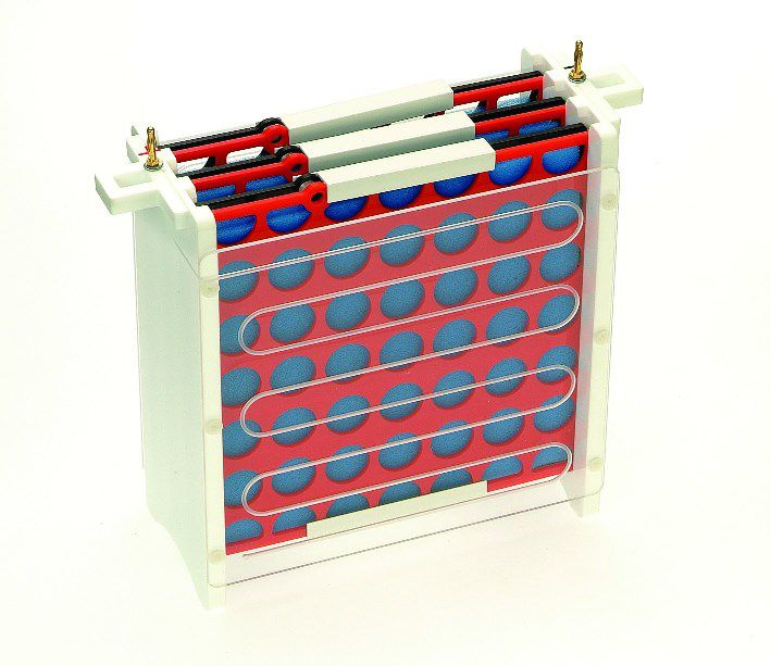 Eletroblotter 20cm x 20cm, Para ate 4 transferências (Sistema para Eletroblotting), - Modelo: BLOT20