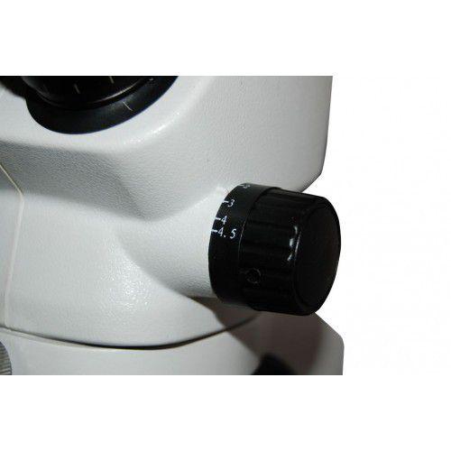 Estereomicroscópio Binocular com Zoom 45x, Iluminação em LED ? Modelo: L20B