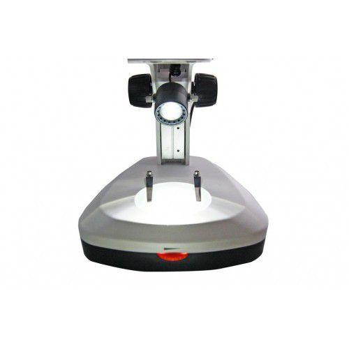 Estereomicroscópio Trinocular com Zoom 45x, Iluminação em LED ? Modelo: L20T