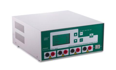 Fonte de Eletroforese Digital - 1000V/500MA/300W, 4 saídas, 110/220Volts ? Modelo: 1000STD