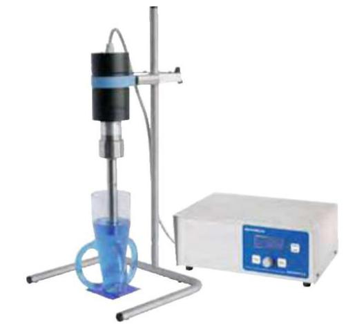 Homogenizador Ultrassônico Para Volumes De 1 A 2.500 ml Sonoplus - Modelo BIOHD3400
