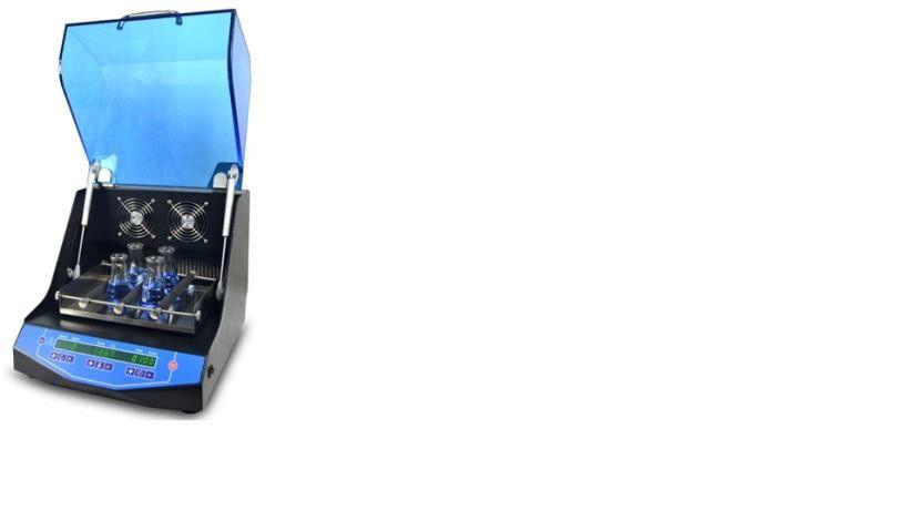 Incubadora de Bancada com Movimento de Agitação Circular, Controle de Temperatura até 60°C, Tempo e Velocidade. MODELO BIOES-60
