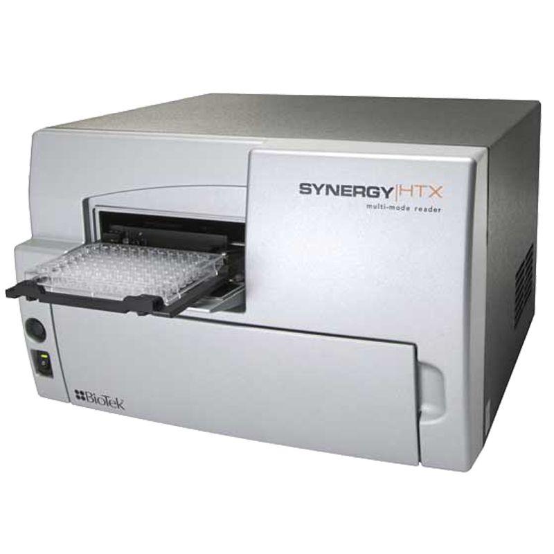 Leitora Multidetecção com Fluorescência, Alpha, Luminescência, Absorbância UV-Vis, Incubação e Agitação, Software Gen5 - MODELO SYNERGY HTX S1LFA