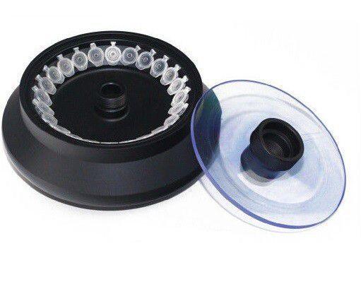 Microcentrífuga de Bancada, Para Tubos, Para Tubos e Microtubos, Microprocessado com Velocidade Regulável até 16.000RPM, Sem Rotor ? Modelo: H-1600A